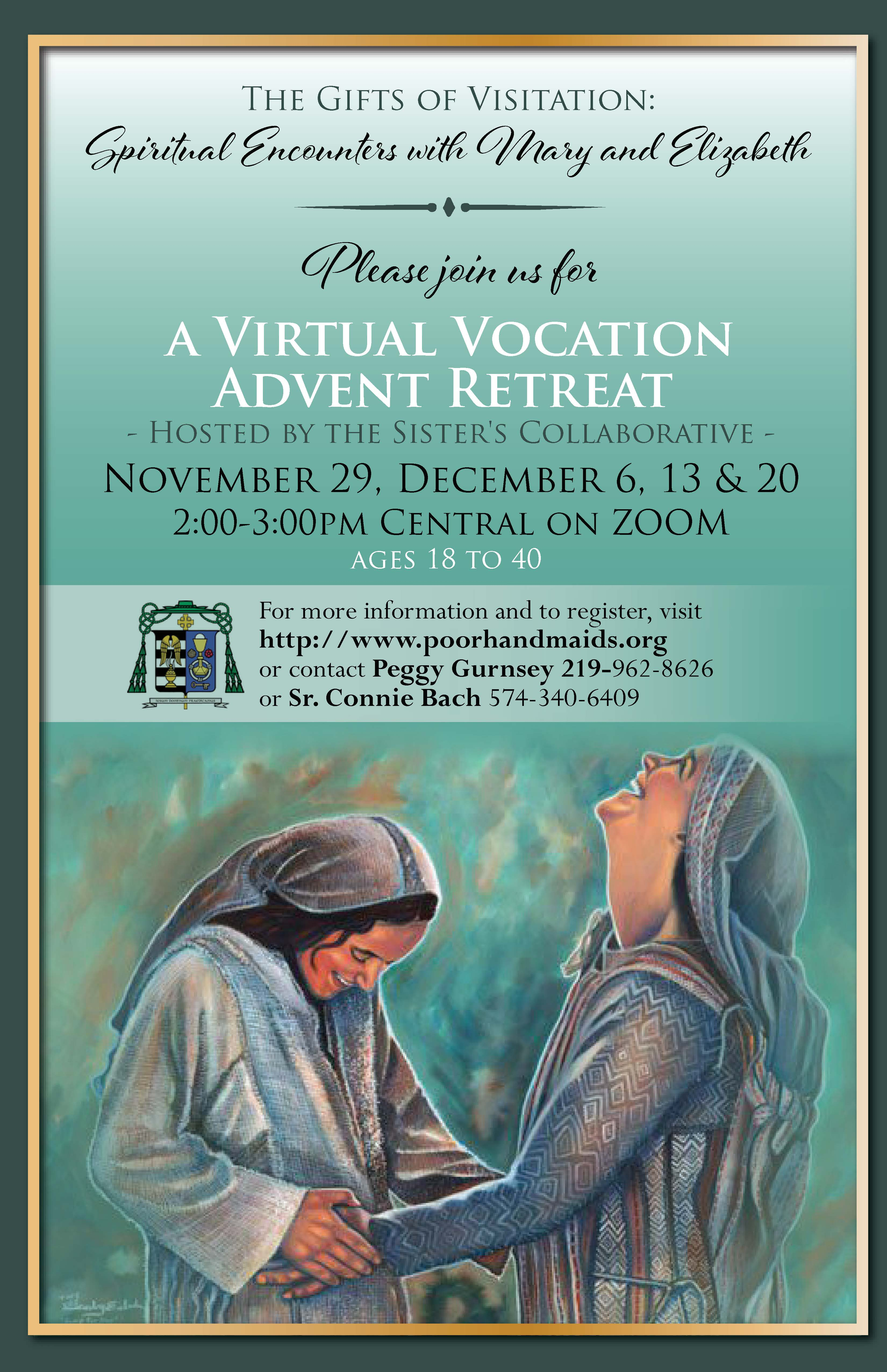 Vocation Advent Retreat