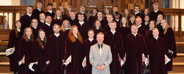 The Valparaiso University Choir