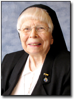 Sister Mary Cyril