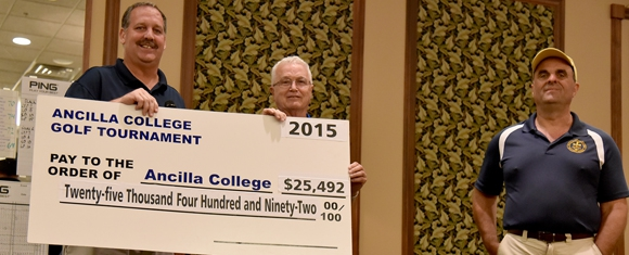 $25,000 Raised at Ancilla Golf Classic