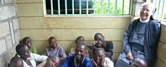 Africa Missions: Giving Hope and Love to Children