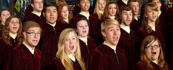 Valparaiso University Chorale to Perform