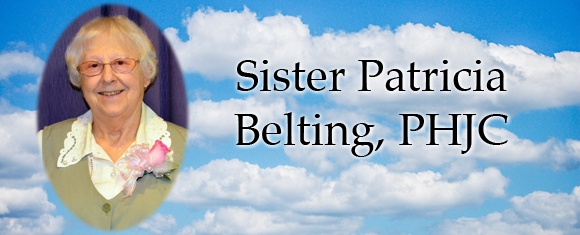 In Memory of Sister Patricia Belting, PHJC