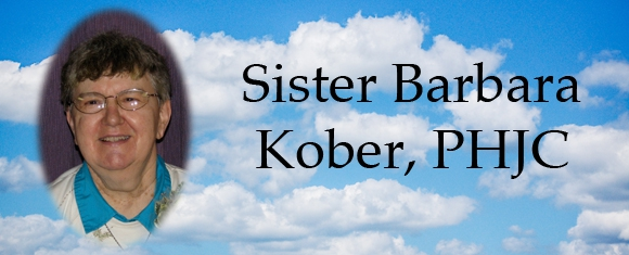 In Memory of Sister Barbara Kober, PHJC